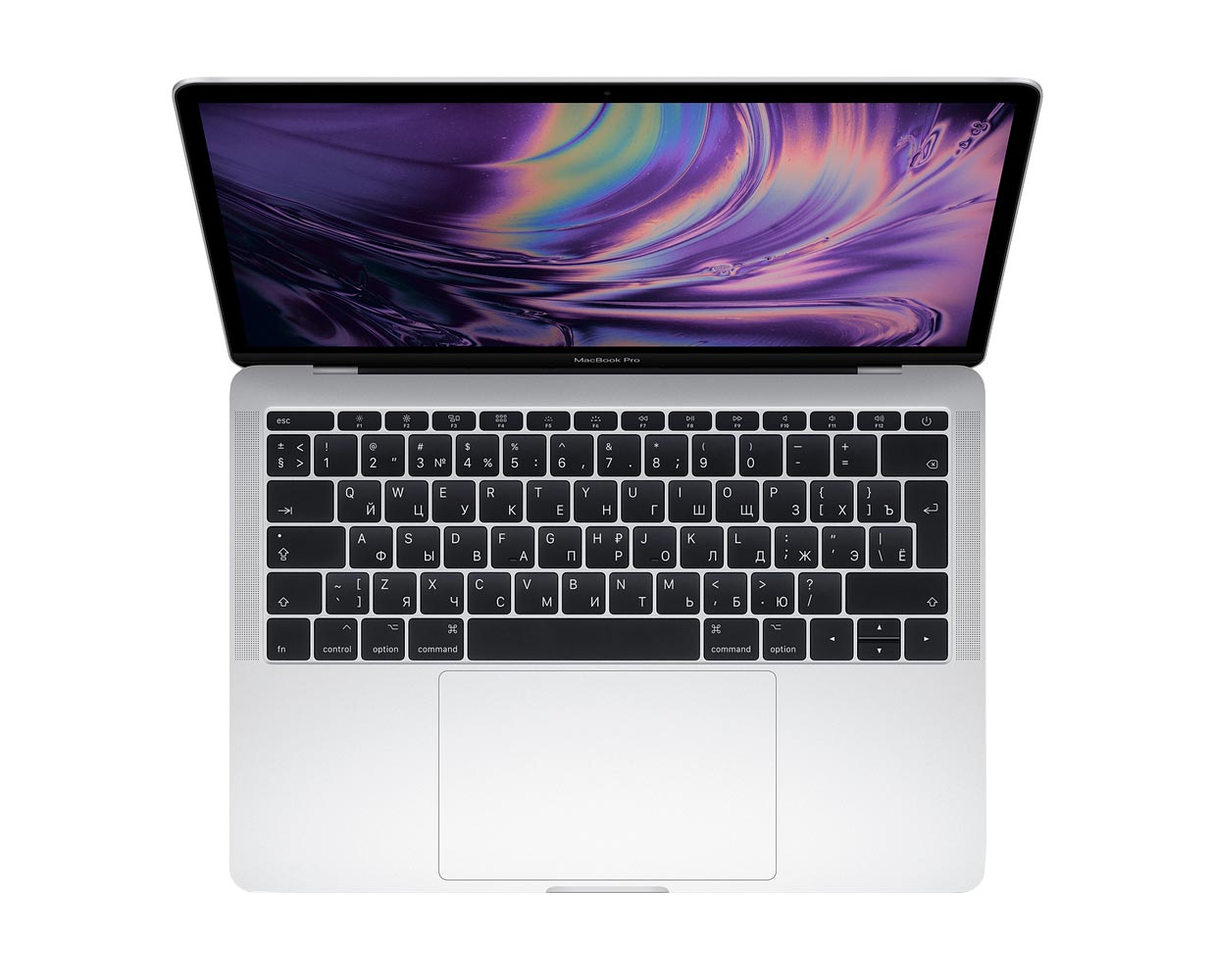 Ноутбуки: MacBook Pro 13 i5 2,3GHz 256GB Silver, фотография №1