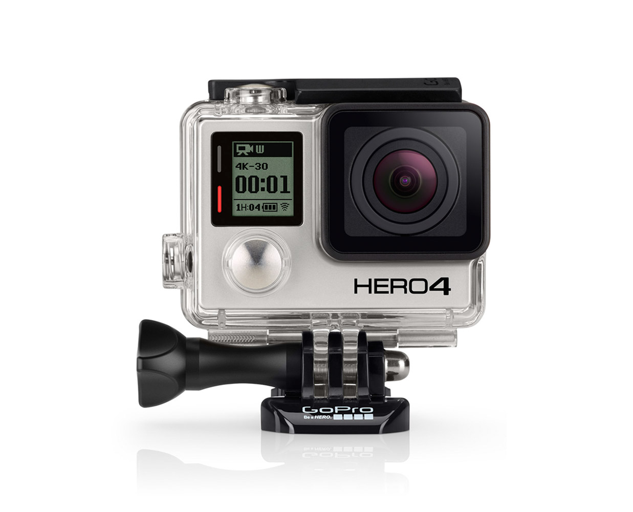Экшн-камеры: GoPro HERO4 Black, фотография №1