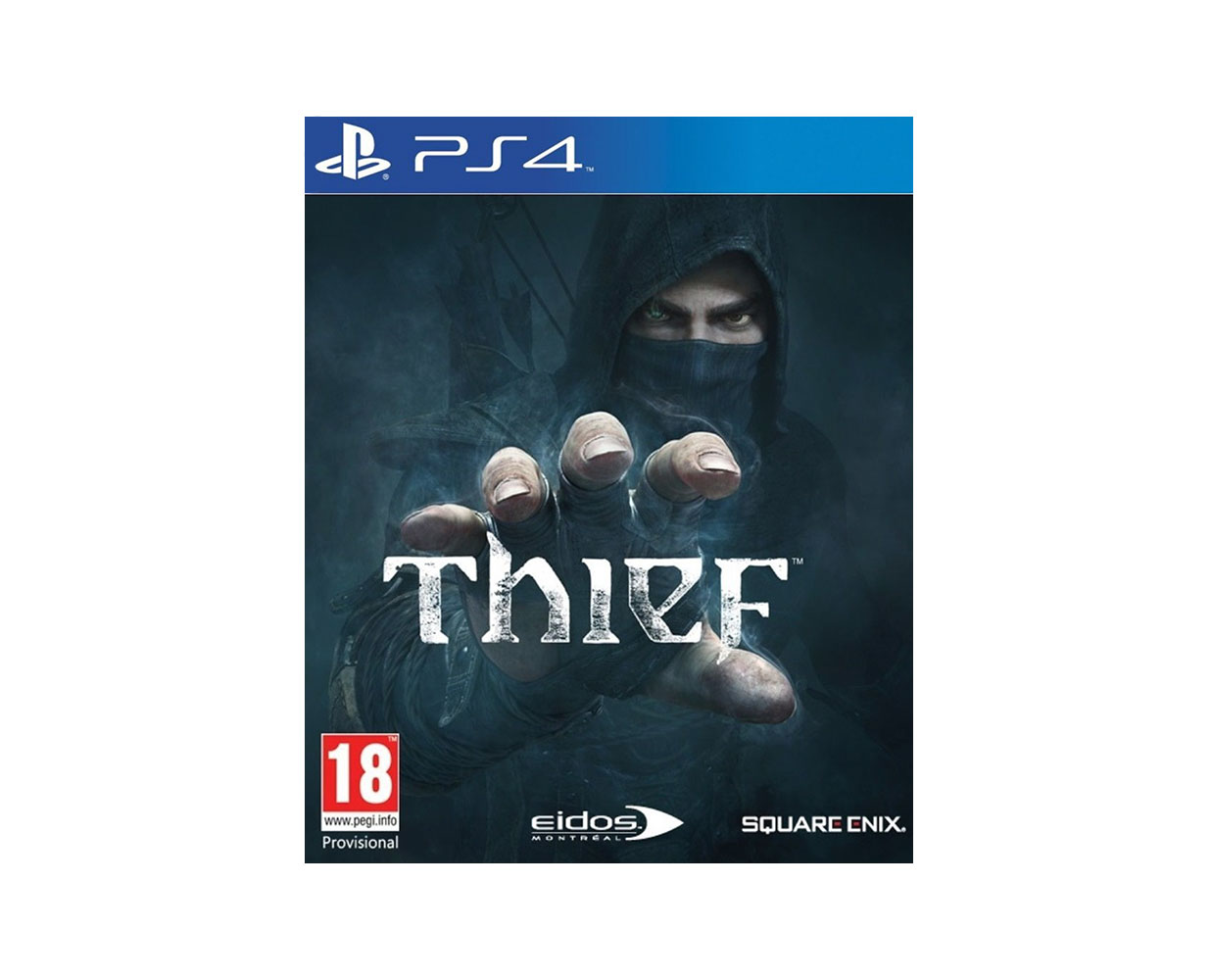Видео игры: Thief PS 4, фотография №1
