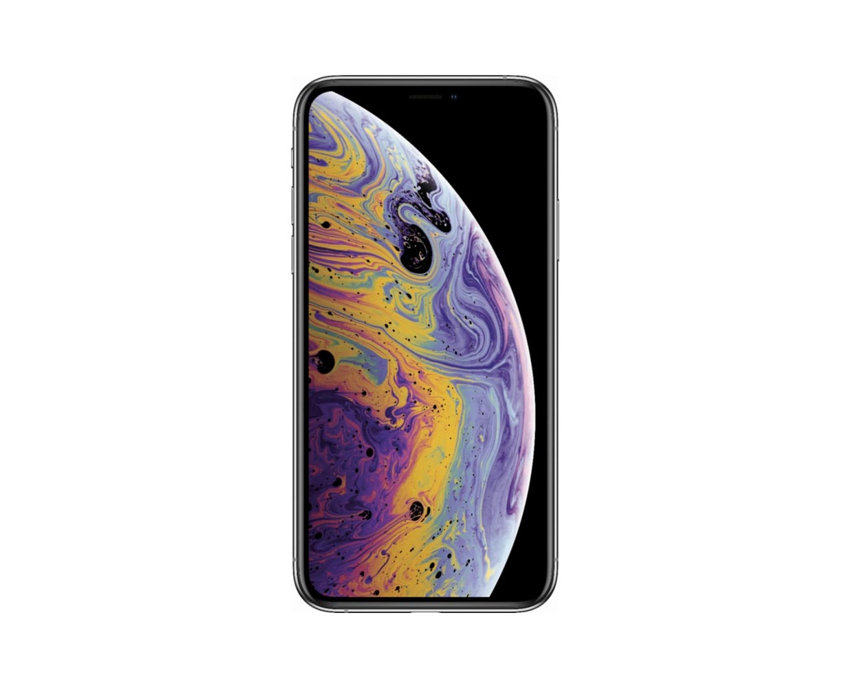 Смартфоны: iPhone Xs 512GB Silver, фотография №1