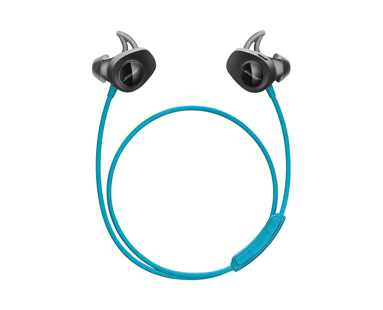Аудио и ТВ: Bose SoundSport Wireless Aqua, фотография №1