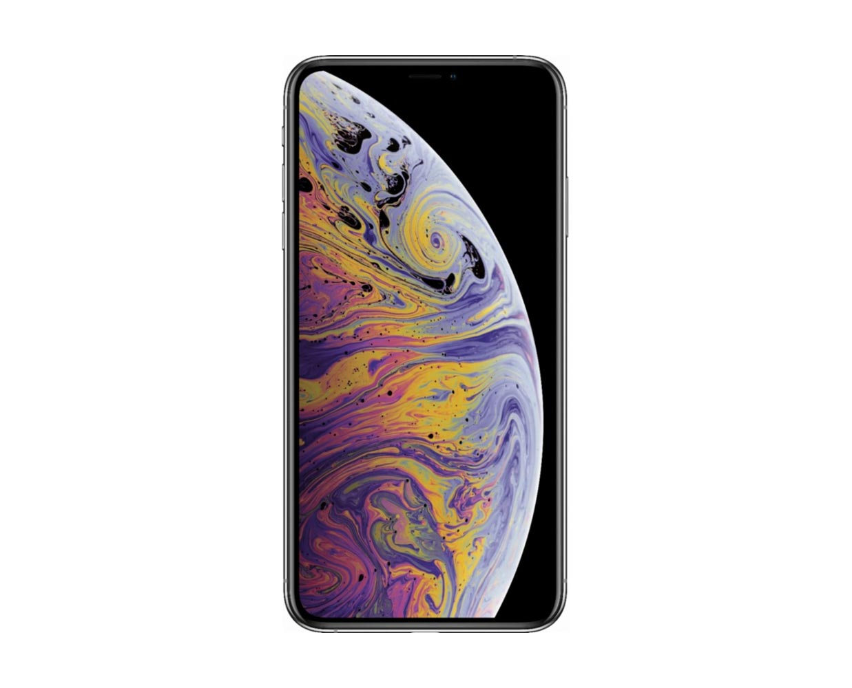 Смартфоны: iPhone Xs Max 64GB Silver Dual SIM, фотография №1