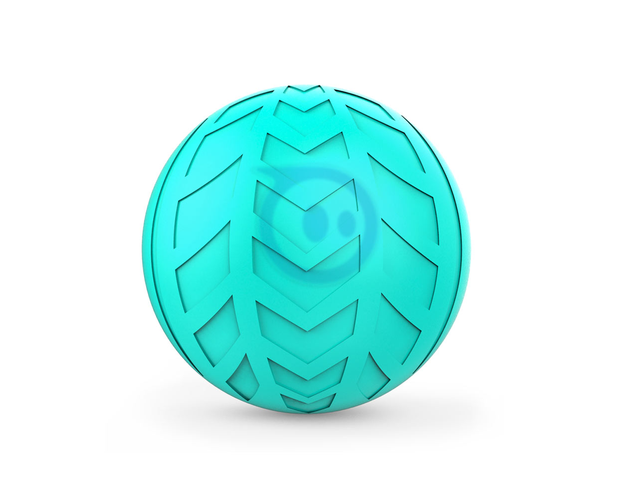 Аксессуары: Sphero Turbo Cover Teal, фотография №1