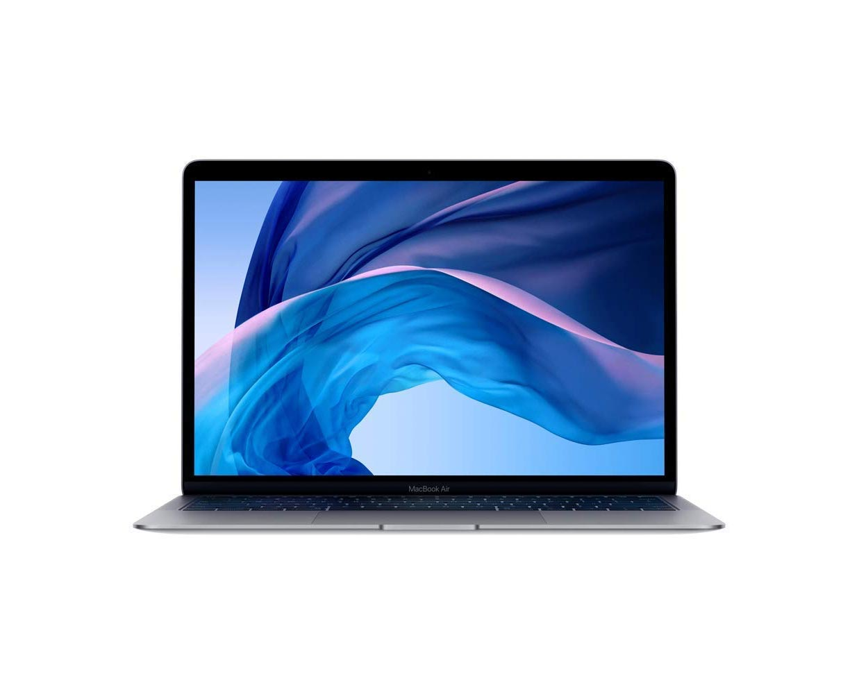 Ноутбуки: Macbook Air 13 2018 256GB Space Gray, фотография №1