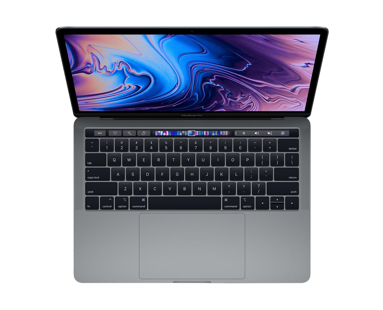 Ноутбуки: MacBook Pro 13 i5 2,3GHz 512GB Touch Bar 2018, фотография №1