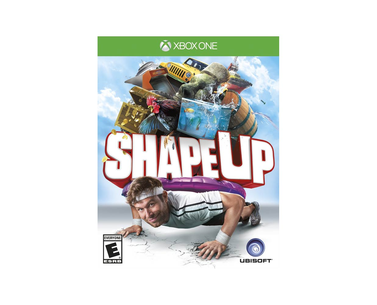 Видео игры: Shape Up Xbox One, фотография №1