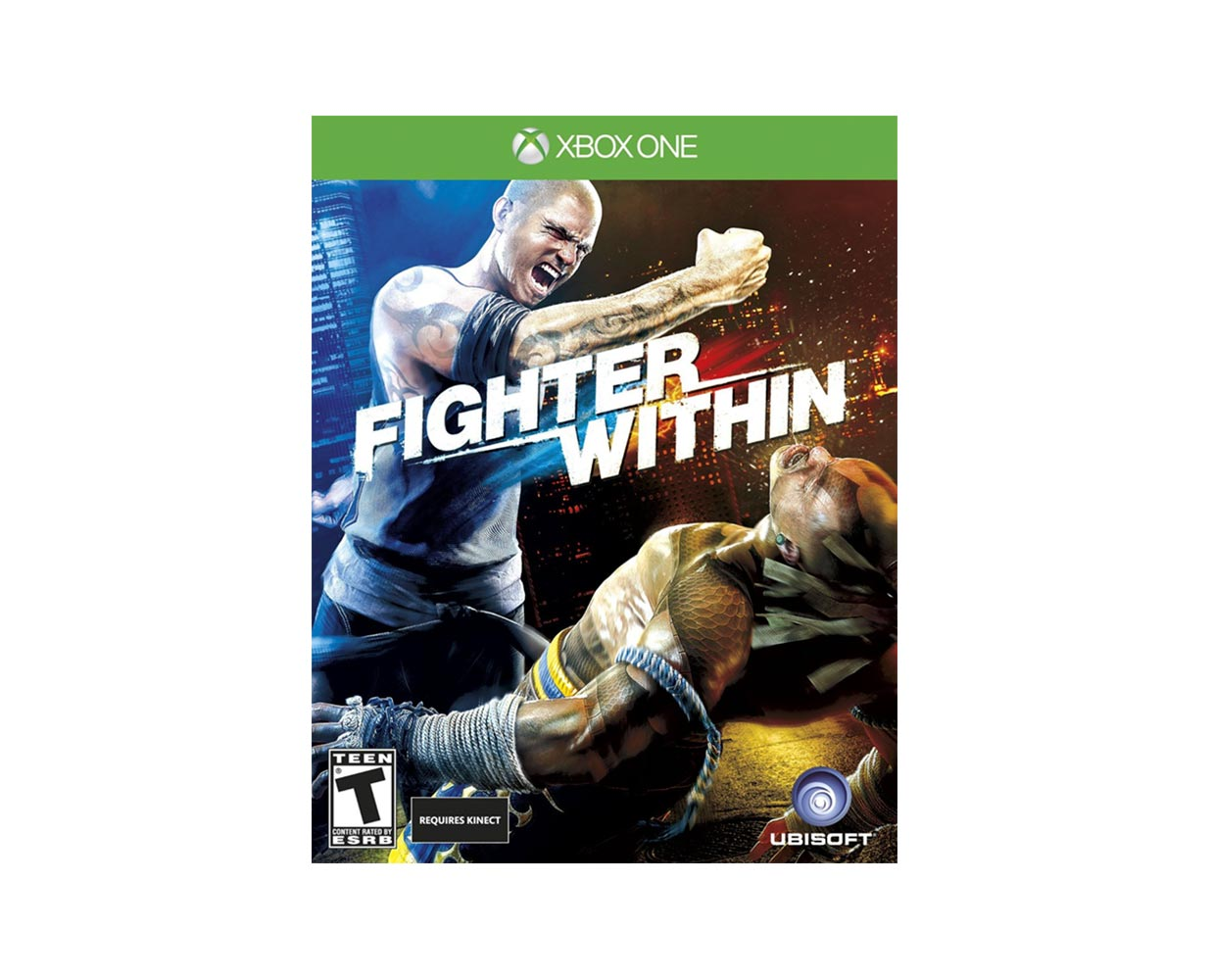 Видео игры: Fighter Within Xbox One, фотография №1