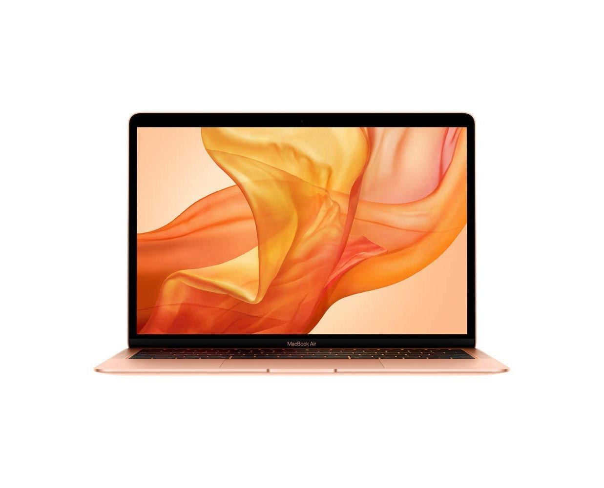 Ноутбуки: Macbook Air 13 2018 256GB Gold, фотография №1