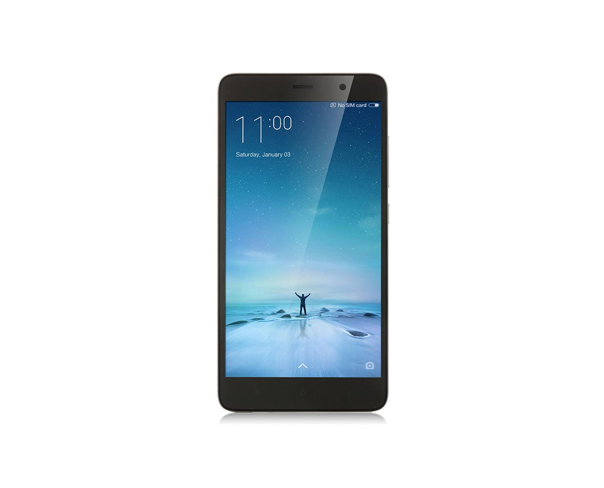 Смартфоны: Xiaomi Redmi Note 3 32GB Gray, фотография №1