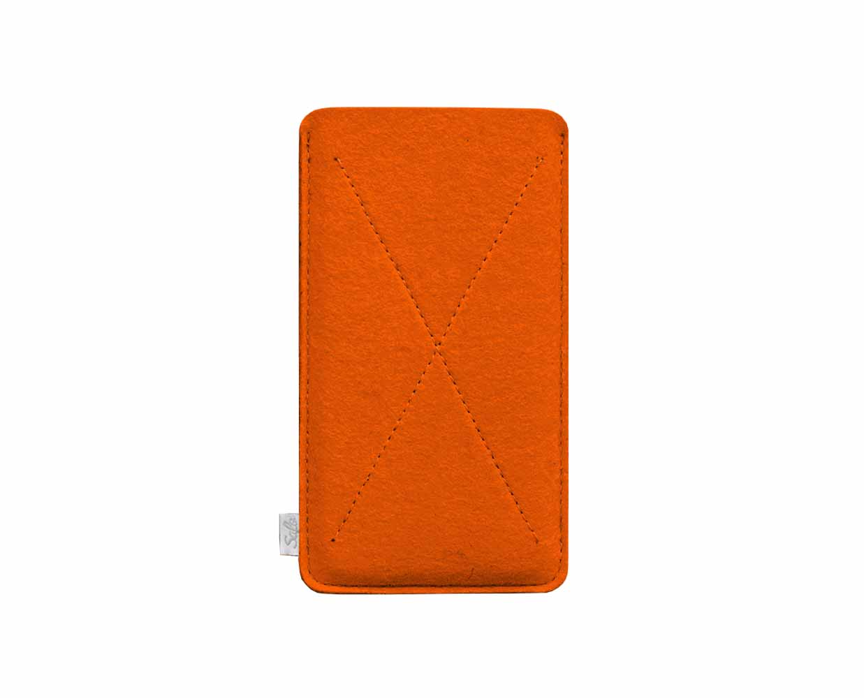 Чехлы: CROSS Orange iPhone 6 Plus, фотография №1