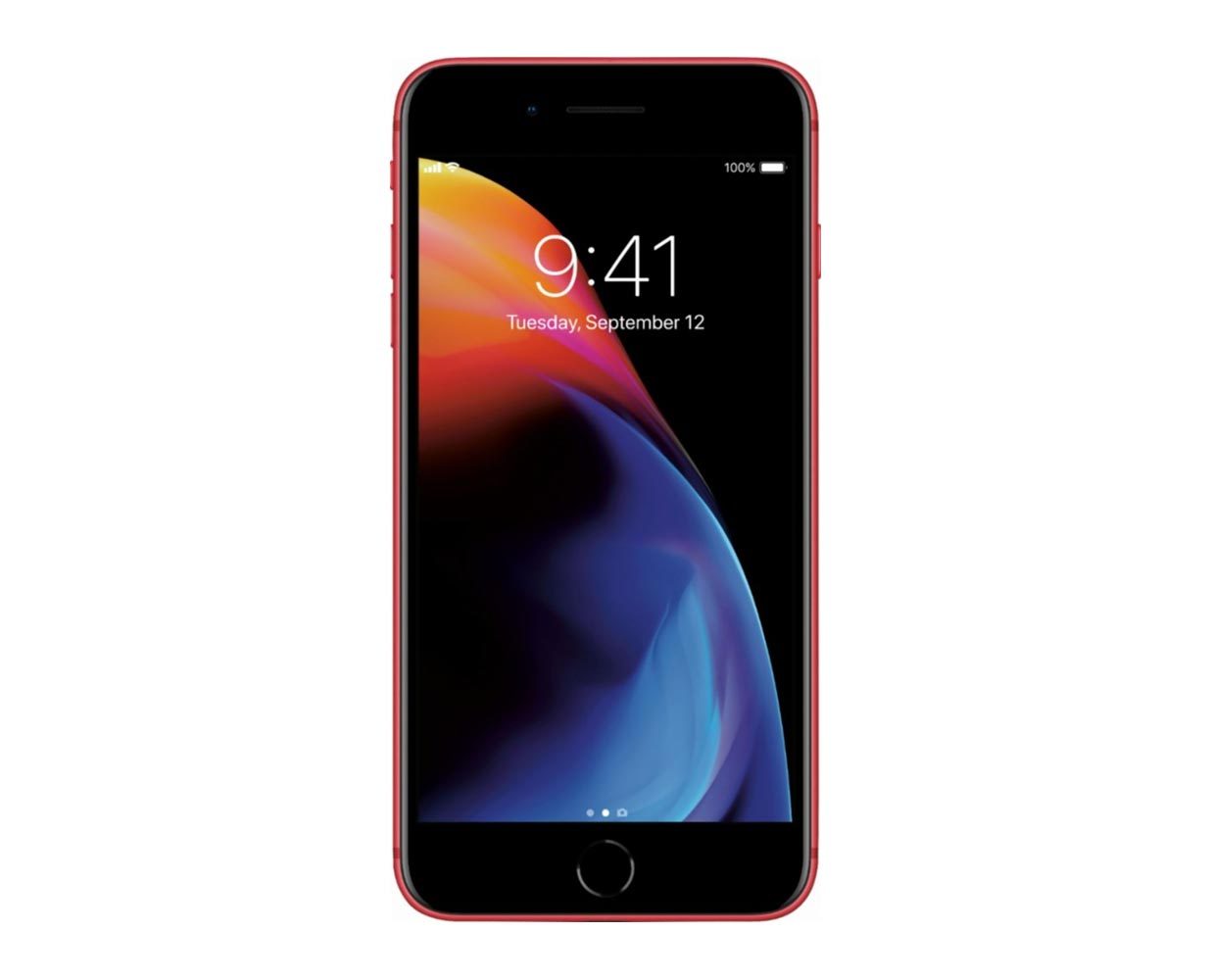 Смартфоны: iPhone 8 Plus 256GB Red, фотография №1
