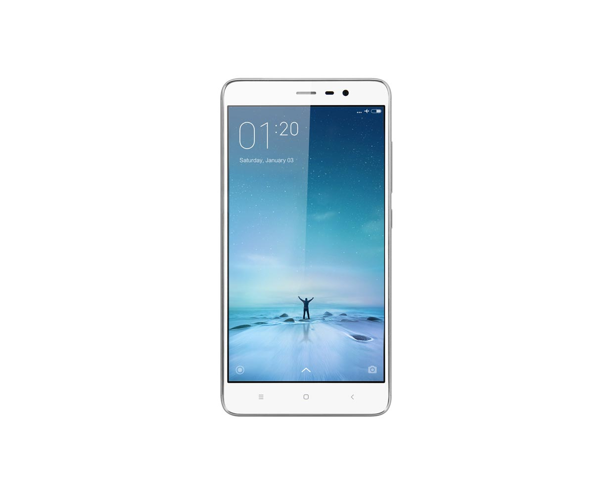 Смартфоны: Xiaomi Redmi Note 3 32GB Silver, фотография №1