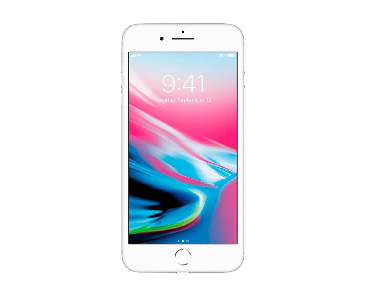 Смартфоны: iPhone 8 Plus 256GB Silver, фотография №1