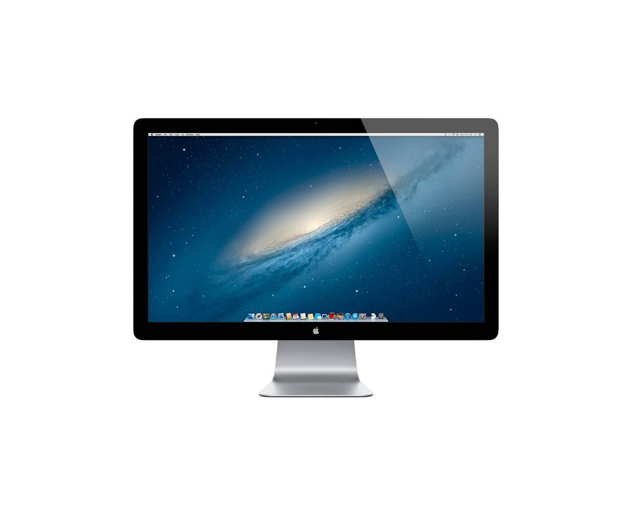 Мониторы: Thunderbolt Display, фотография №1
