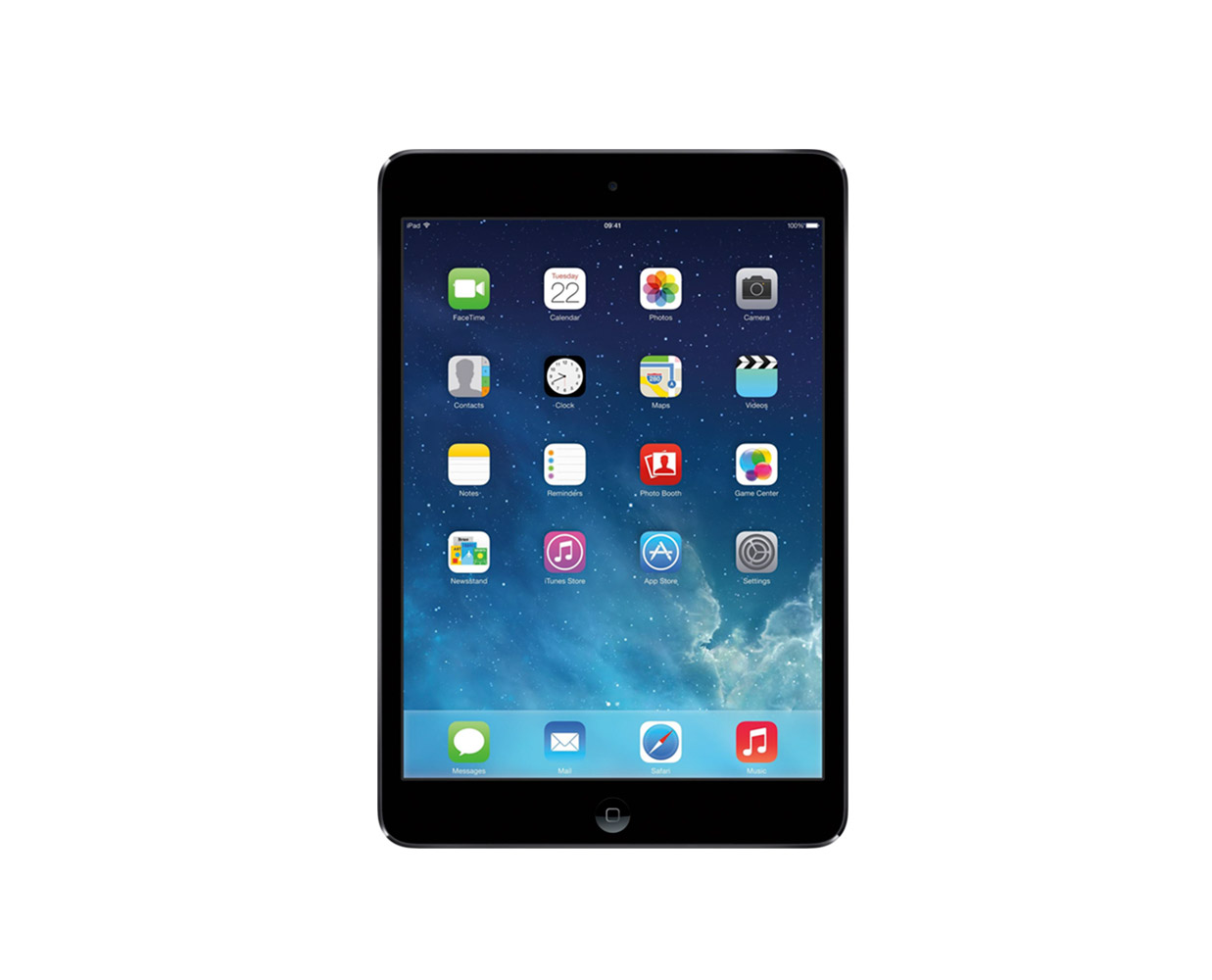 Компьютеры: iPad mini 2 16GB WiFi Space Grey, фотография №1