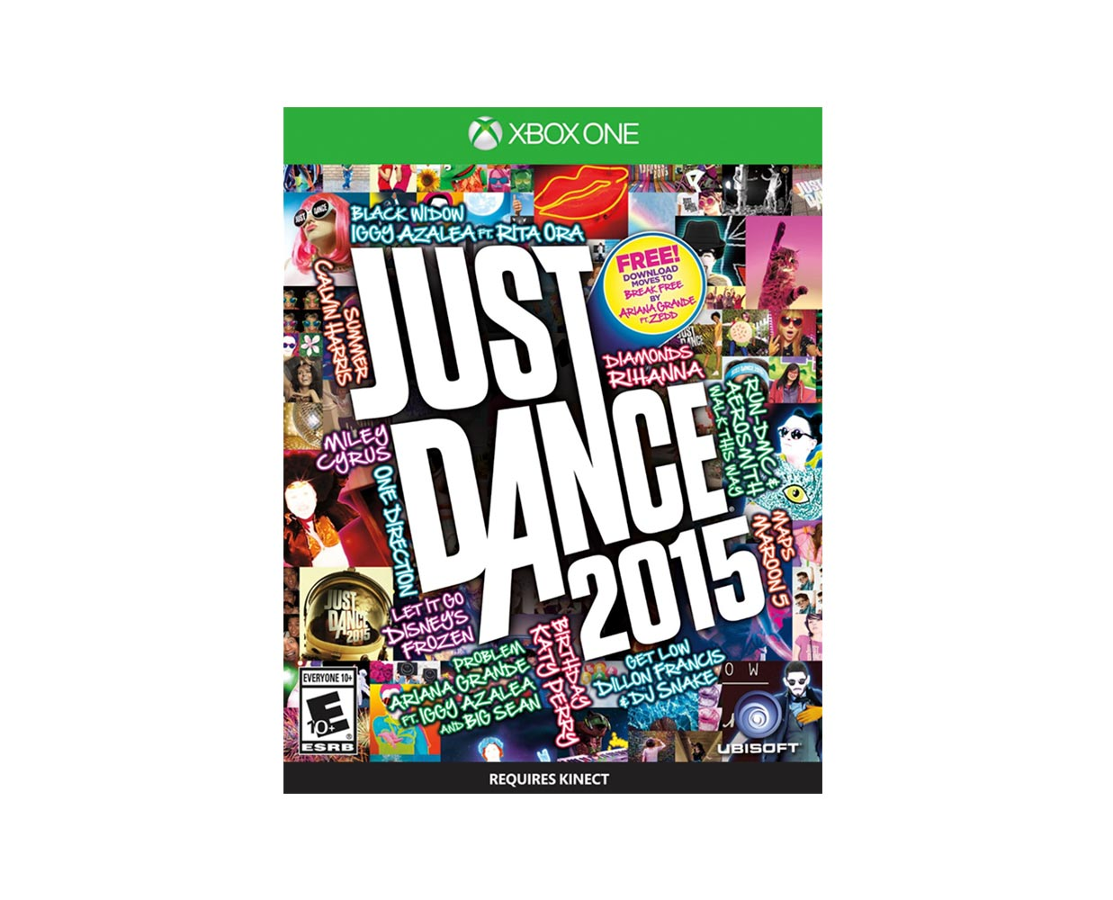 Видео игры: Just Dance 2015 Xbox One, фотография №1