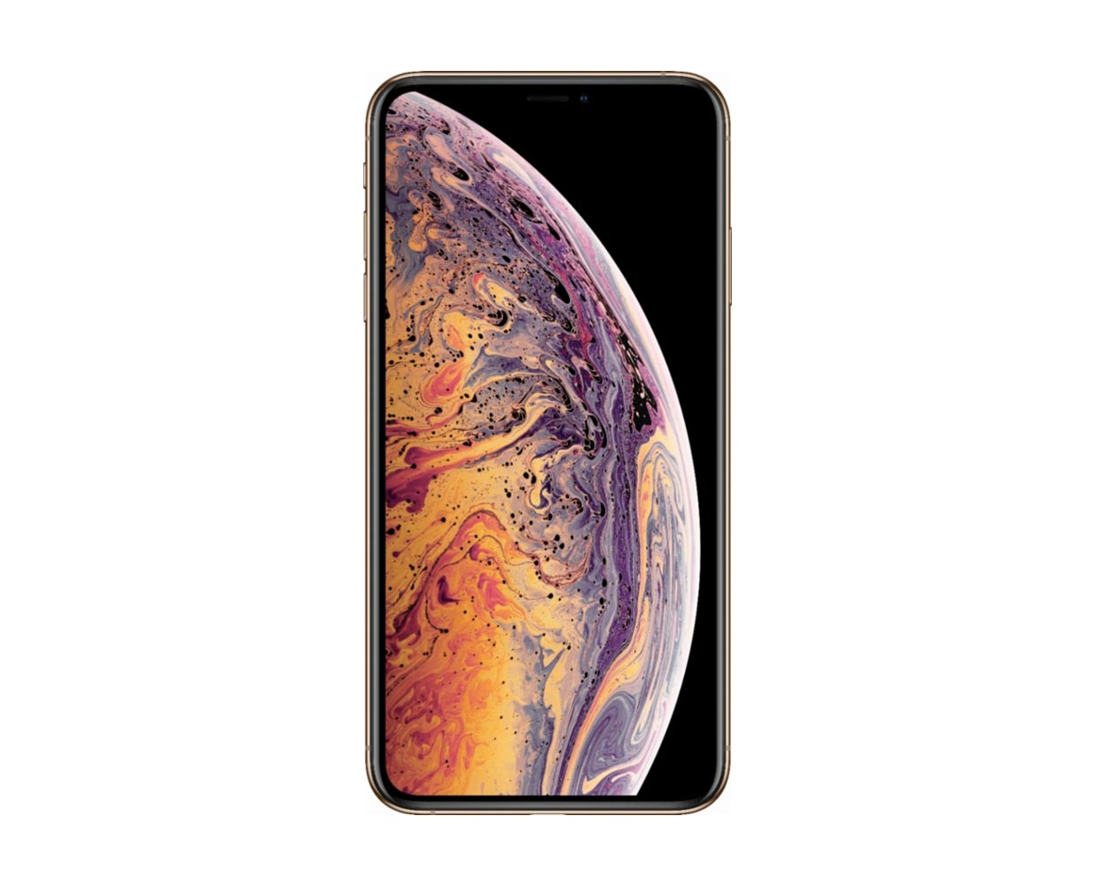 Смартфоны: iPhone Xs Max 64GB Gold Dual SIM, фотография №1