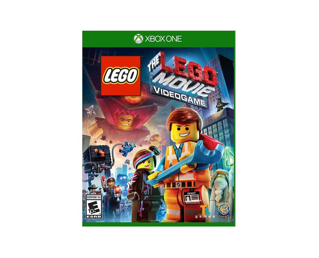 Видео игры: LEGO Movie Videogame Xbox One, фотография №1
