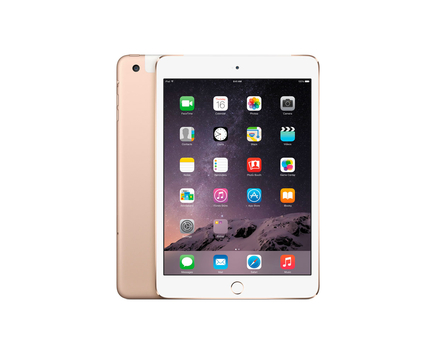 iPad mini 3 128GB LTE Gold