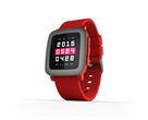 Смарт часы: Pebble Time Red, фотография №1