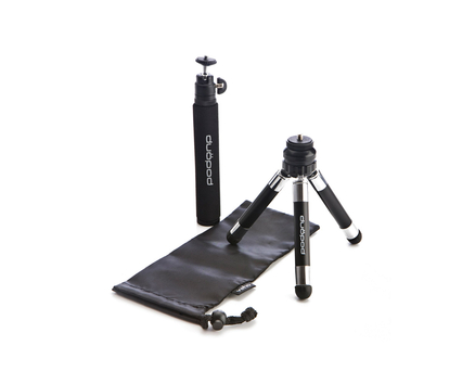Mini Monopod and Tripod Kit