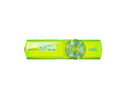 Sony Walkman Green