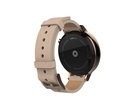 Смарт часы: Moto 360 2 Gold Leather 42mm, фотография №3