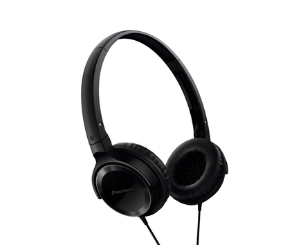 Pioneer Headphones Black