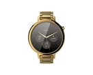 Смарт часы: Moto 360 2 Gold Metal 42mm, фотография №2