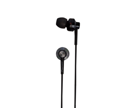 Pioneer Earphones Dark