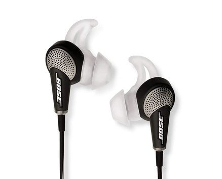 Bose QuietComfort 20 Black for Android