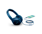 Аудио и ТВ: Bose SoundTrue AE2 Blue for Android, фотография №4