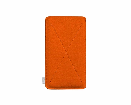 CROSS Orange iPhone 6 Plus