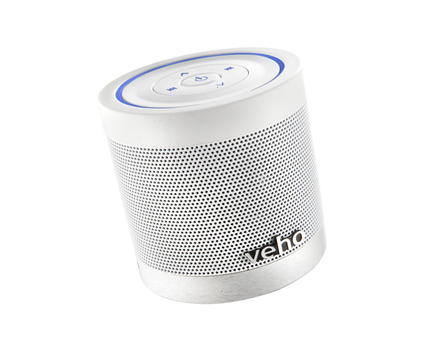 M4 Bluetooth Speaker White