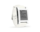 Смарт часы: Pebble Smartwatch Arctic White, фотография №1