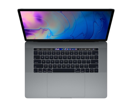 MacBook Pro 15 i7 2,6GHz 512GB Touch Bar 2018