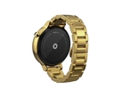 Смарт часы: Moto 360 2 Gold Metal 42mm, фотография №4