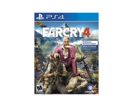 Far Cry 4 PS 4