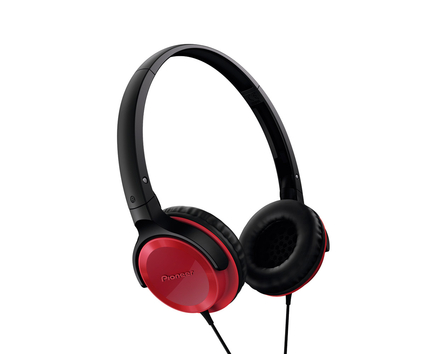 Pioneer Headphones Red