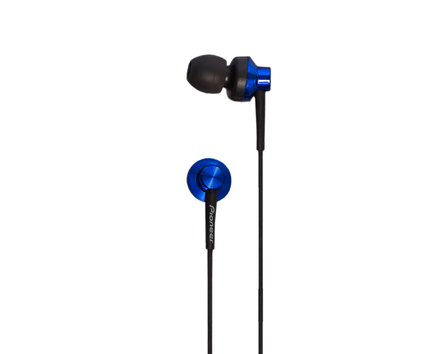 Pioneer Earphones Blue