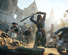 Видео игры: Assassin's Creed Unity PS 4, фотография №3