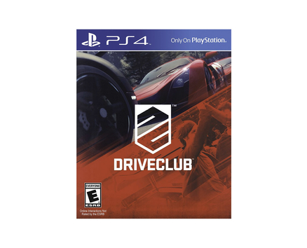 DriveClub PS 4