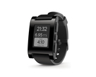 Смарт часы: Pebble Smartwatch Jet Black, фотография №1