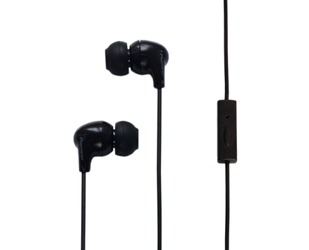 Pioneer Earphones Black