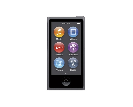 iPod nano Space Gray