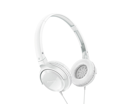 Pioneer Headphones White