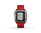 Смарт часы: Pebble Time Red, фотография №5
